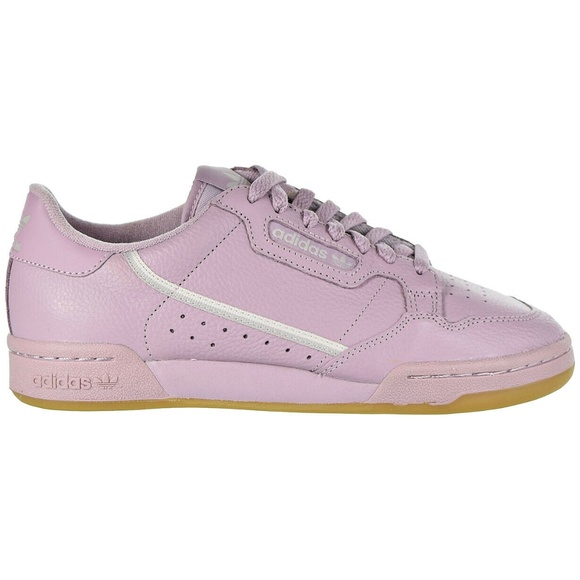 ADIDAS CONTINENTAL 80 Soft VisionGreyGrey Shoes Boutique